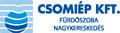 CSOMIÉP KFT. Sticky Logo